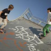 Skateranlage am Bahnweg
